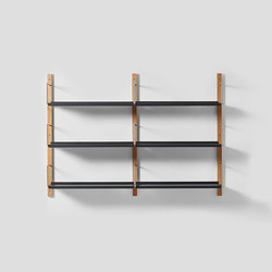 Croquet Wall Shelving 3 Hoop | Shelving | VG&P