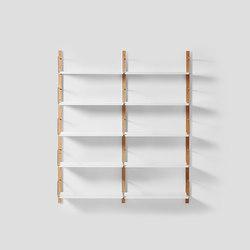 Croquet Wall Shelving 5 Hoop | Shelving | VG&P