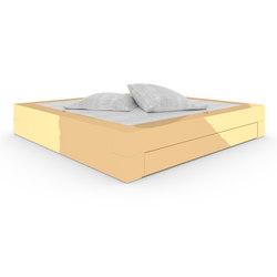 CAMA I-I edición especial - Oro   Camas   Rechteck