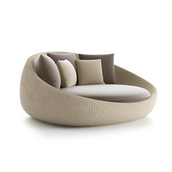 Twiga Day Bed | Seating islands | Atmosphera