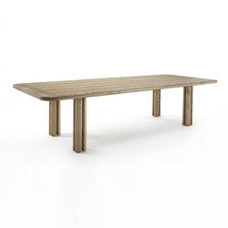 Quadrifoglio | Dining tables | Porada
