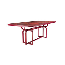 Caryllon Dining Table | Mesas comedor | WIENER GTV DESIGN