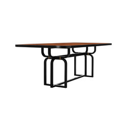 Caryllon Dining Table | Dining tables | WIENER GTV DESIGN