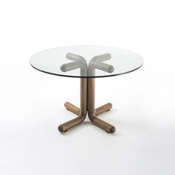 Tondo | Dining tables | Porada