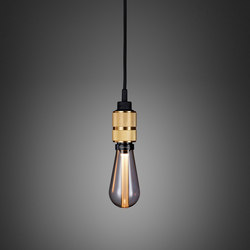 Hooked 1.0 Nude | Brass | Suspended lights | Buster + Punch