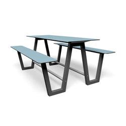 Picnic | Tische und Bänke | miramondo