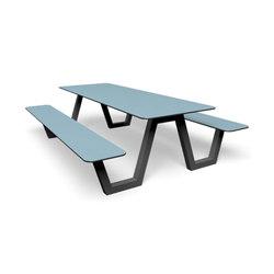 Picnic | Mesas y bancos | miramondo