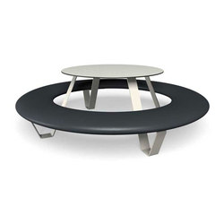 Buddy | Tables and benches | miramondo