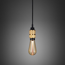 Hooked 1.0 Nude   Brass   Suspended lights   Buster + Punch