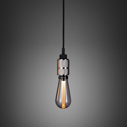 Hooked 1.0 Nude | Steel | Suspended lights | Buster + Punch