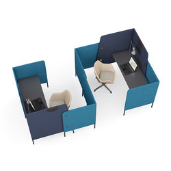 m.zone cell double | Desks | Wiesner-Hager