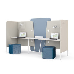 m.zone team | Desks | Wiesner-Hager
