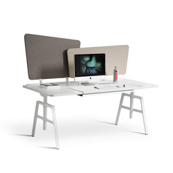 etio single workstation | Desks | Wiesner-Hager