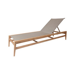 Barcelona Collection | Sun loungers | Fischer Möbel