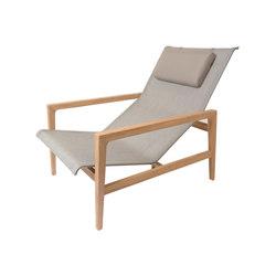Barcelona Lounge Armchair | Sillones | Fischer Möbel