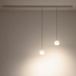 KOS Duo Small KO2S 3S2 | Suspended lights | KOMOT