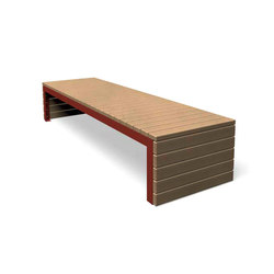Woodrow | Benches | miramondo