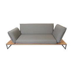 Flora Lounge | Sofas | Fischer Möbel