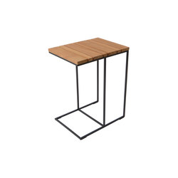 Flora Lounge Add-on Table | Mesas auxiliares | Fischer Möbel