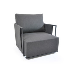 Suite lounge chair | Poltrone | Fischer Möbel
