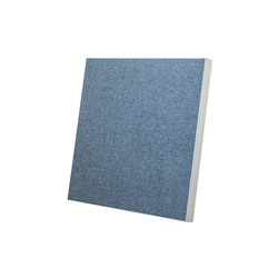 Wall Absorber 55/40 with circumferential cover or fabric-covered inner edge | Sound absorbing objects | AOS
