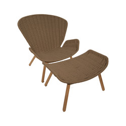 Wing Relax Chair | Poltrone | Fischer Möbel