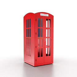 phone booths | hello | Telephone booths | STUDIOBRICKS