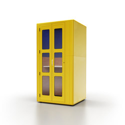 phone booths | hallo | Telephone booths | STUDIOBRICKS