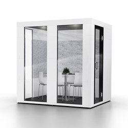 meeting booths | focus spaces | Office Pods | STUDIOBRICKS