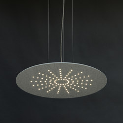 Calm Circle | Suspended lights | CABS DESIGN