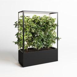 Cube Wall 1600 | Pannelli frangivista | lasfera
