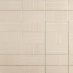 InLine F and InLine L | Ceramic tiles | Pratt & Larson Ceramics