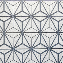 Outline | Pattern | Sistemas fonoabsorbentes de pared | CABS DESIGN