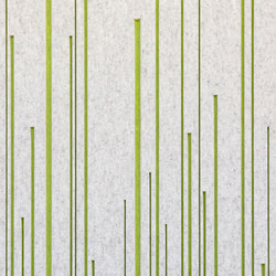 Outline | Stripe | Sound absorbing wall systems | CABS DESIGN