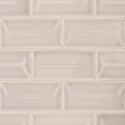 InLine H | Carrelage céramique | Pratt & Larson Ceramics