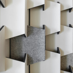 Scale Felt | Sound absorbing wall systems | CABS DESIGN