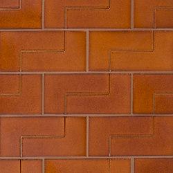 InLine B | Ceramic tiles | Pratt & Larson Ceramics