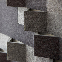 Tac-Tile | Sound absorbing wall systems | CABS DESIGN