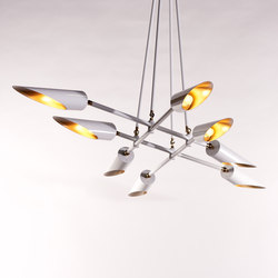 Octave Chandelier | Suspended lights | Karice