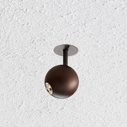 Plaster Capsule 28 | Recessed ceiling lights | GEORG BECHTER LICHT