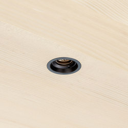 Mounting Ring 28 for Wood | Lampade soffitto incasso | GEORG BECHTER LICHT