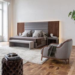 Bohème | Bed headboards | Porada