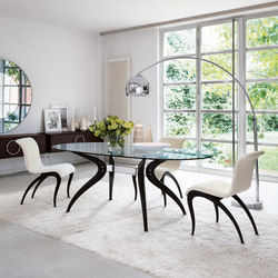 Retrò | Dining tables | Porada