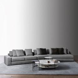 Harold Sofa | Sofas | Meridiani