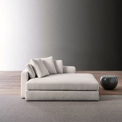Harold Sofa | Chaise longues | Meridiani