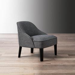 Ida small Armchair | Sessel | Meridiani