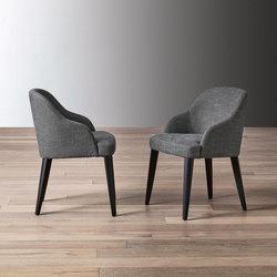 Odette Chair | Sillas | Meridiani