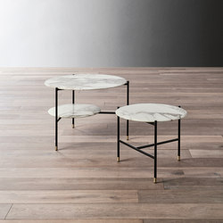 Adrian | Tables d'appoint | Meridiani