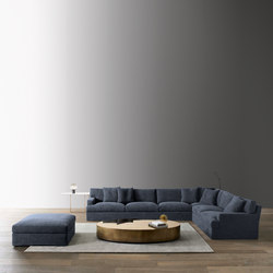 James Large Sofa | Sofás | Meridiani