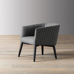 Lolyta Chaise | Fauteuils | Meridiani